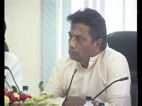Dirty Dhaka city Mayor Meeting