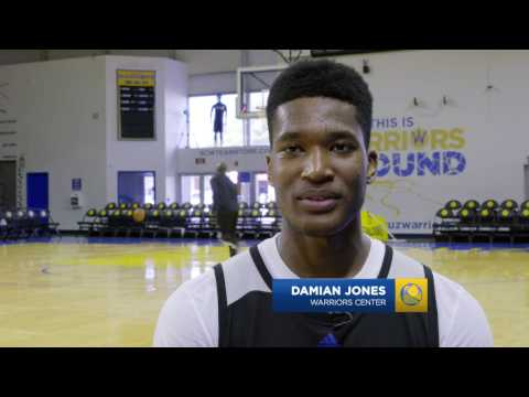 Road to Recovery: Damian Jones' Rookie Year