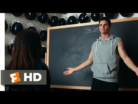 The DUFF (7/10) Movie CLIP - The Date Game Plan (2015) HD