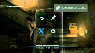 Resident Evil 6 Demo Leon's Campaign Co-op online ITA Pt.1/3