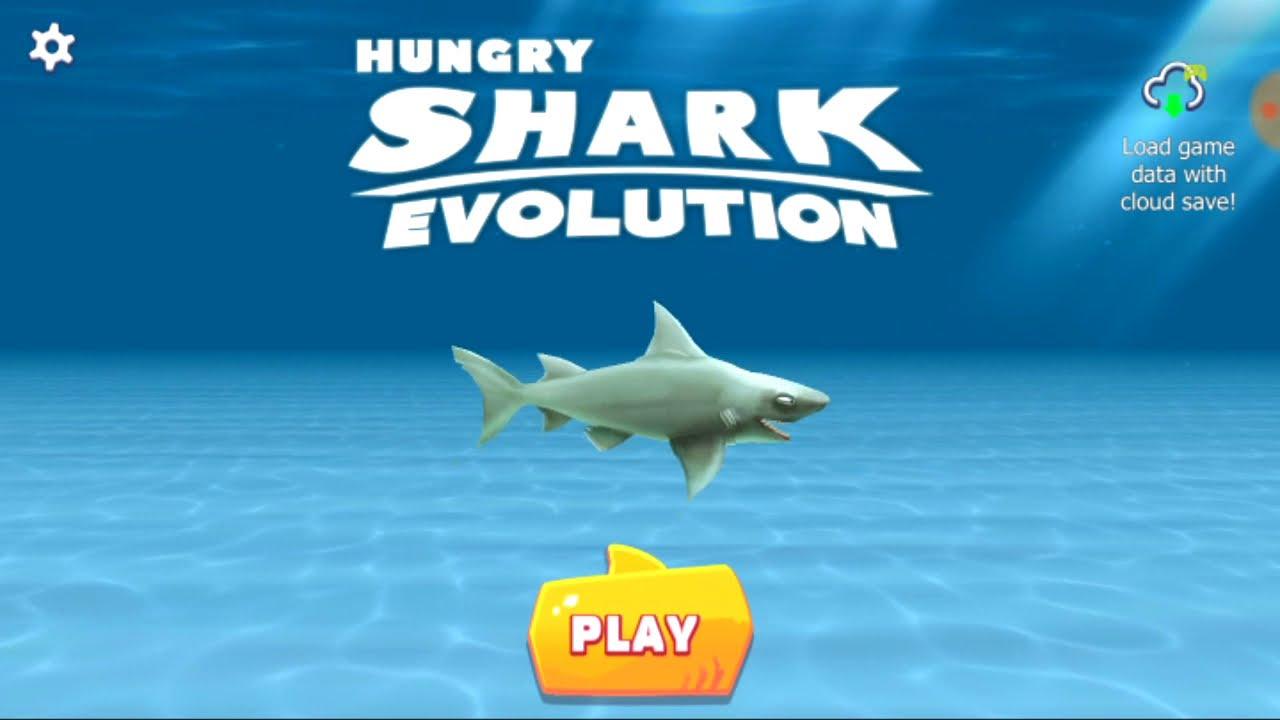 Hack game Hungry Shark Evolution || Shack mới KRAKEN bản mới nhất v7.6.0