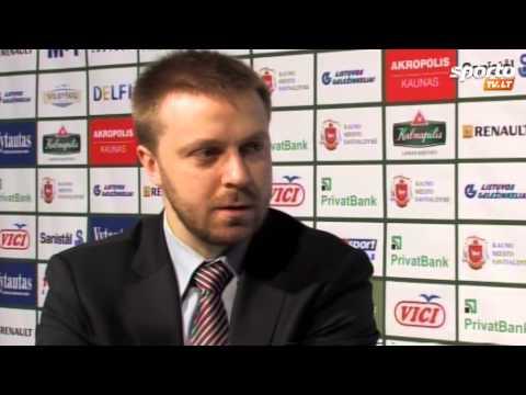 SportoTV.lt: P.Motiejūnas: Nepatekus į TOP-16, klubą gali palikti kai kurie žaidėjai