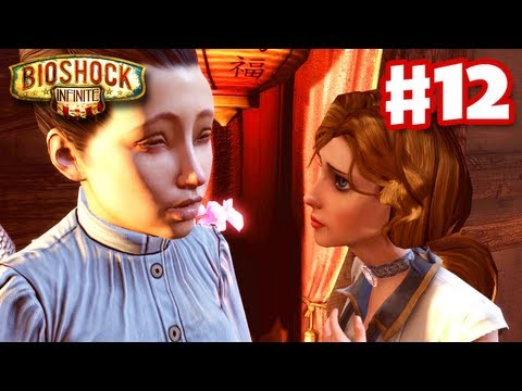 BioShock Infinite - Gameplay Walkthrough Part 12 - Chen-Lin Captured (PC, XBox 360, PS3)
