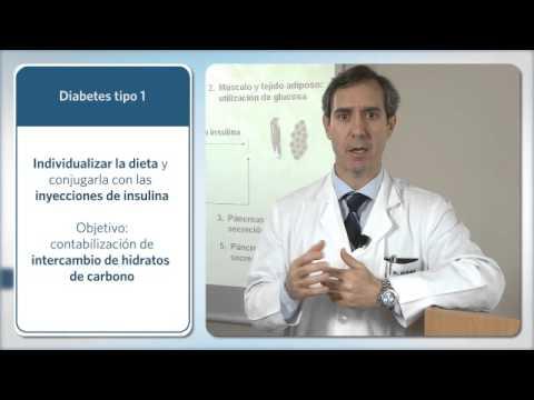 La diabetes y la dieta