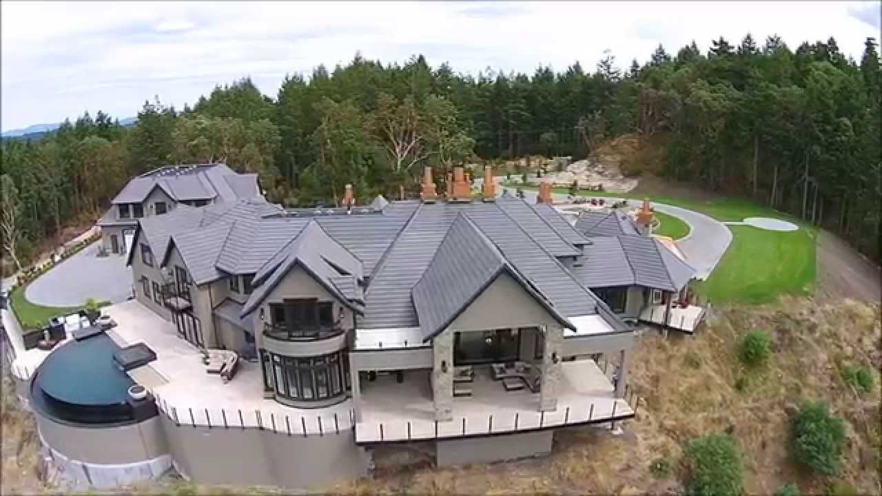 6720 willis point road victoria s finest luxury estate for Luxury homes victoria