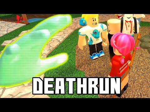 CHAD Gave Me The HAMMER In Roblox DEATHRUN!