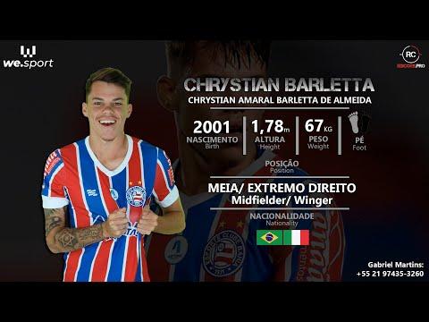 Chrystian Barletta -