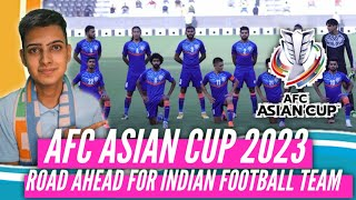 Indian Football Team Will Prepare for AFC Asian Cup