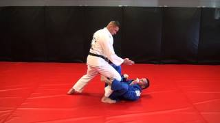 3 Kicking Guard Passes into Leg Drag Greenwood Jiu-Jitsu BJJ