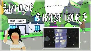 Family House Tour with mini glich apartment? | mariaella 2016