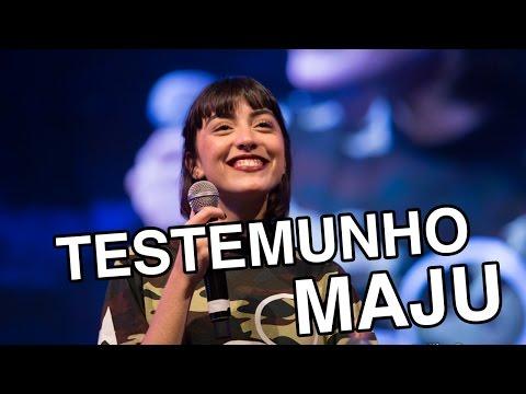 #ASU2016 - TESTEMUNHO MAJU TRINDADE