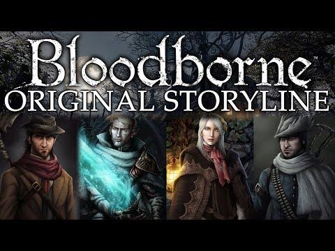 Bloodborne Cut Content ►ORIGINAL DRAFT STORYLINE! (BRAND NEW LORE!)