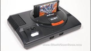 Classic Game Room - SEGA GENESIS FLASHBACK review
