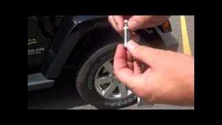 J.T. Brooks Automatic Tire Deflators: How to Set-Up Your Automatic Tire Deflator