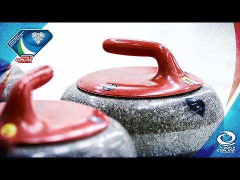 China v Netherlands (Men) - World Junior-B Curling Championships 2017