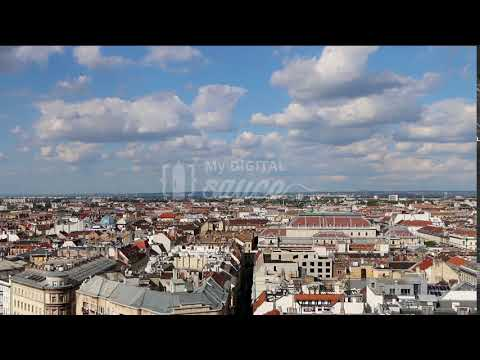 Budapest Hungary Time Lapse - Watermark