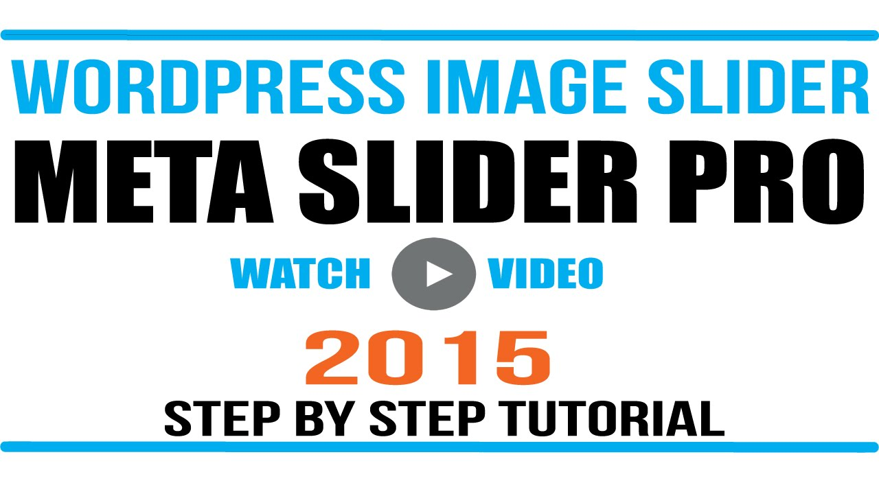 how to add image slider in wordpress