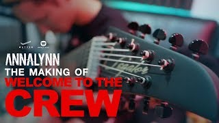 【scoop】the-making-of-welcome-to-the-crew-เบื้องหลังการทำเพลงจาก-annalynn