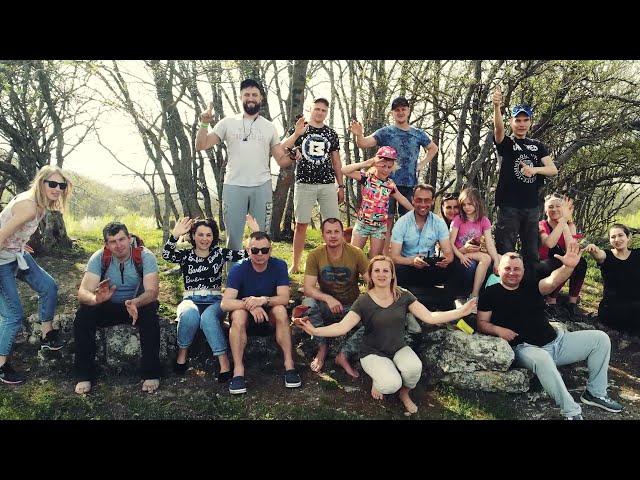Как отдыхают с Душой в Крыму на майские праздники в 2021 году?Поселок Научный.Крымские Горы.ЭКШН