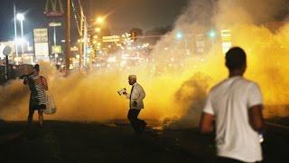 Ferguson Justice System Is Discriminatory: Report