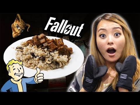 How to Make Deathclaw Steak from Fallout 4! thumbnail