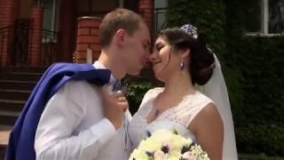 Сергей & Анна Свадебная видеосъёмка.Кривой Рог.