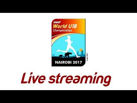 IAAF WU18 Nairobi - Competition Day 5