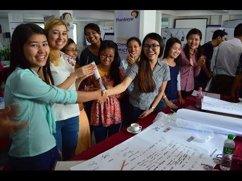 Myanmar Netherlands Water Challenge   Delta Academy (Day 2)