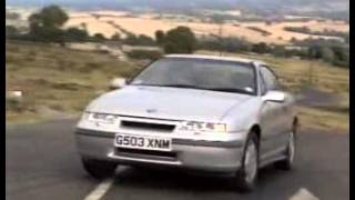 Vauxhall Opel Calibra (1989–1997) test review