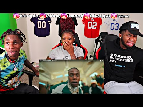 DaBaby – BALL IF I WANT TO (Official Video) | REACTION