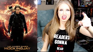 "MOCKINGJAY P1 ""BURN"" 