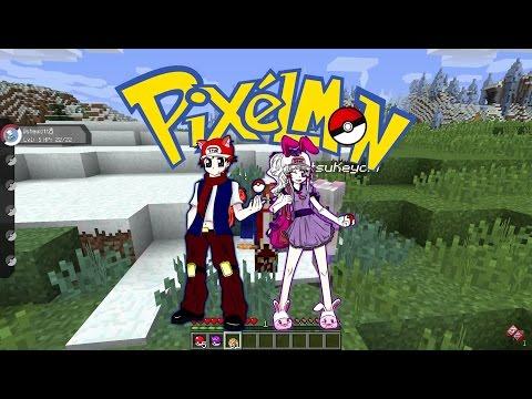 [HU] PIXÉLMON 2. ÉVAD| #02| Amikor PeterFox-nak van erősebb pokémonja!