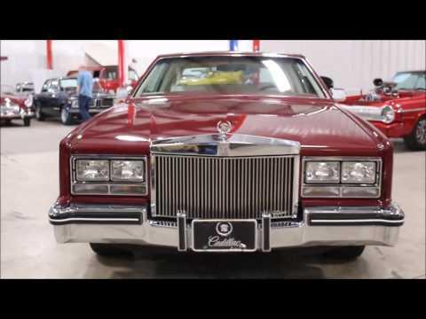 Get 1983 Cadillac Eldorado