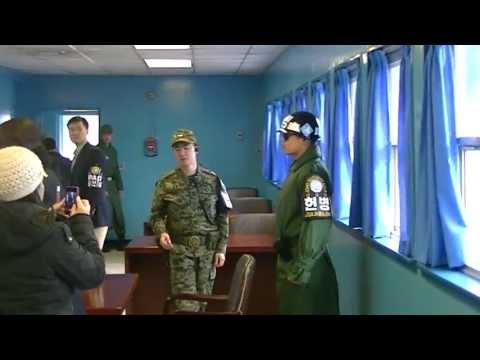 La zona desmilitarizada dmz del paralelo 38 corea del for Fabrica de sillones zona sur