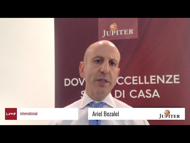Outlook 2019 - Ariel Bezalel (Jupiter)