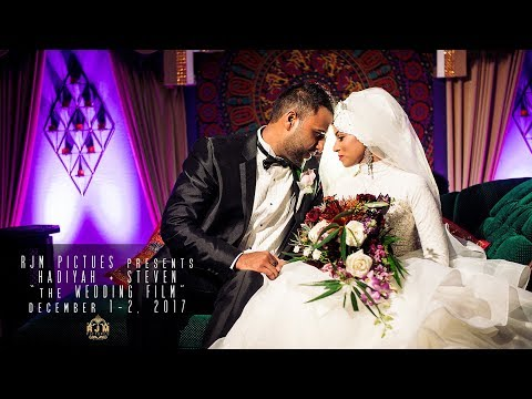 Hadiyah + Steven - The Wedding Film by RJM Pictures