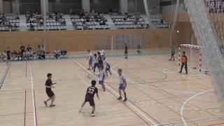 2016/8/5 東医体 ハンドボール 決勝 順天堂医 vs 旭川医科 1-1