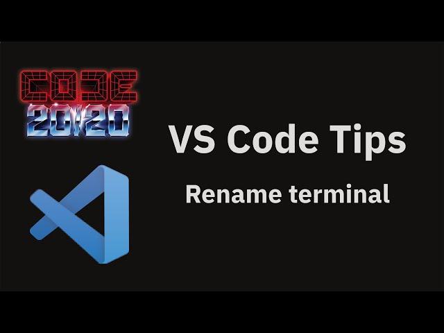 Rename terminal