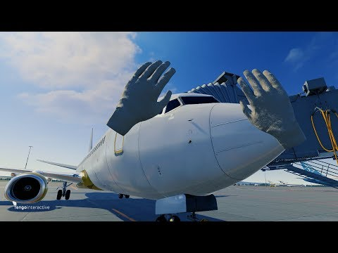 Ground Operations VR Training Course by Tengo Interactive