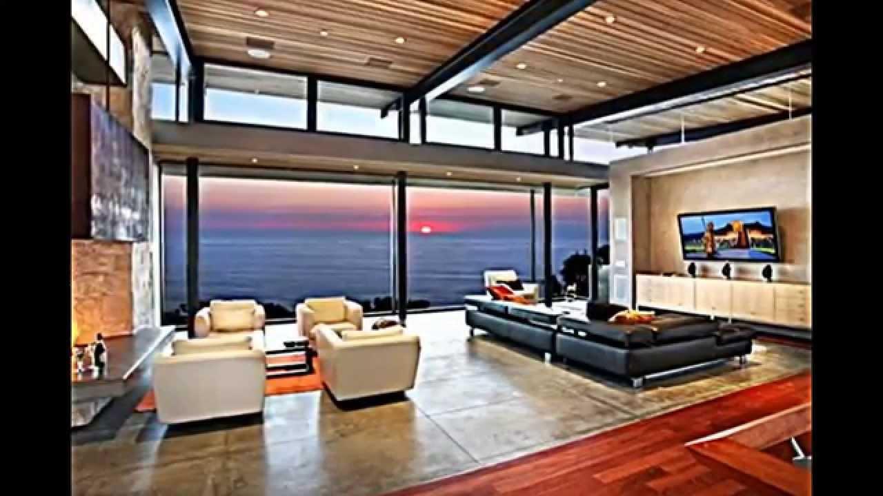 Wohnzimmer Decken gestalten-- den Raum in neuem Licht erscheinen lassen - YouTube