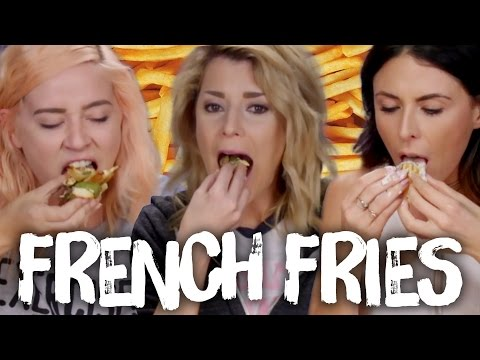 Extreme French Fries w/ GRACE HELBIG (Cheat Day)