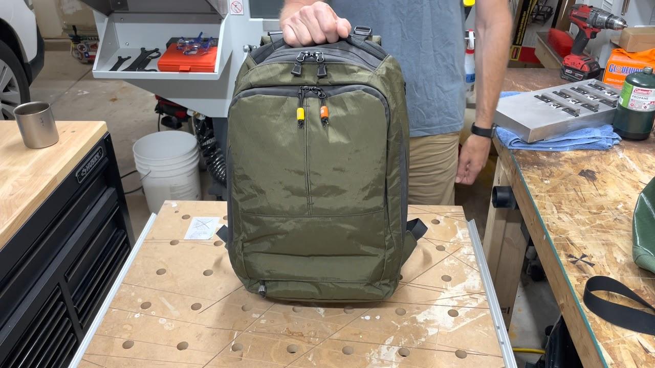Triple Aught Design Axiom 24 Backpack Review - Stellar EDC Bag!