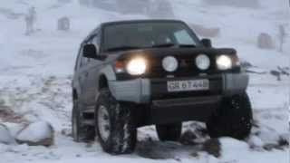 OFFROAD Sunday in Nuuk, Greenland