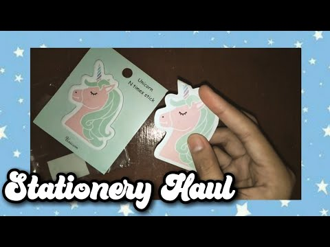 mini stationery haul #1 + swatches ft. mr diy | cath