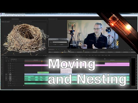 Basic Editing - Nesting - The Basic Filmmaker Ep 106