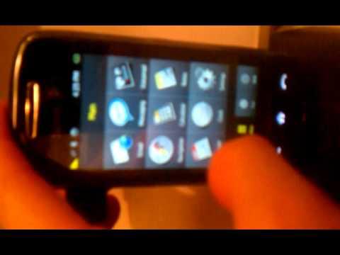 Quick Reveiw on Samsung instinct s30