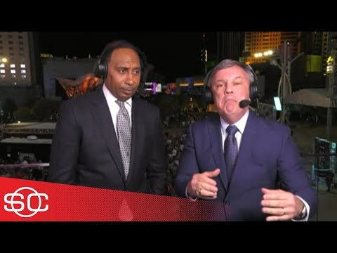 Canelo Alvarez-Gennady Golovkin 2 Reaction From Stephen A. Smith, Teddy Atlas | SportsCenter | ESPN