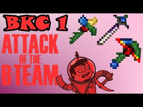 The Best Tinkers' Construct Tools & Weapons -- BKC Attack of the B-Team -- Episode 1