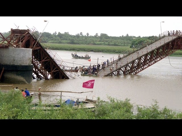 22 passengers missing as bridge collapses on Mumbai-Goa Highway