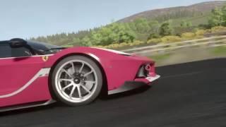 Amazing New video ACTION 100% DRIVECLUB. HARDCORE Game, FERRARI FXXK vs HENNESSEY VENOM GT.